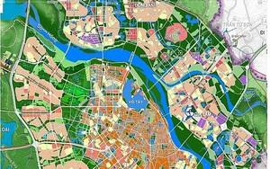 Hà Nội lên kế hoạch điều chỉnh quy hoạch chung Thủ đô