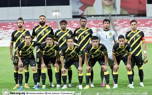 Malaysia thua liểng xiểng trước màn so tài với ĐT Việt Nam