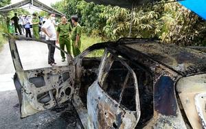 """Bộ xương người cháy khô trên xe taxi ở An Giang: Diễn biến """"nóng"""" mới"""
