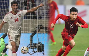 """Quyết cạnh tranh với ĐT Việt Nam, sao UAE đặt mục tiêu """"không tưởng"""""""