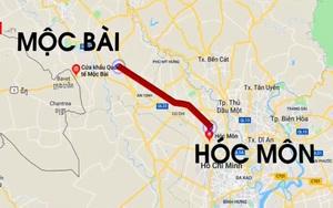 Thống nhất phương án xây dựng cao tốc TP.HCM – Mộc Bài, dự kiến khởi công vào năm 2023