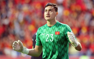 NÓNG: HLV Park Hang-seo bỏ qua thủ môn Đặng Văn Lâm