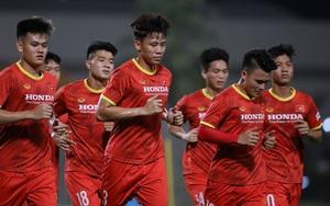 Video: Tuyển Việt Nam tập cực sung, đã thích ứng với khí hậu UAE, sẵn sàng tranh vé vòng loại World Cup