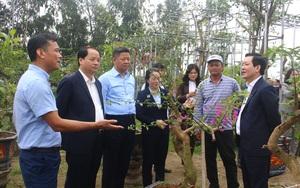 Tân Chủ tịch Hội Nông dân Việt Nam Lương Quốc Đoàn trả lời phỏng vấn Báo Dân Việt ngay sau nhậm chức