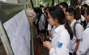 Chi tiết 202 điểm thi vào lớp 10 THPT ở Hà Nội và những con số cần nhớ