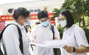 Hà Nội yêu cầu học sinh lớp 9, lớp 12 không ra khỏi địa bàn cho đến khi thi xong