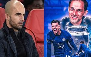 """Man City không vô địch Champions League vì HLV Guardiola bị... """"yểm bùa""""?"""