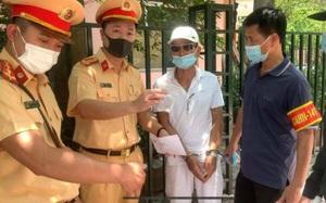 Hà Nội: Bắt người đàn ông có 5 tiền án mang theo ma tuý tham gia giao thông