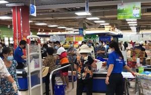 TP. HCM: Chợ, siêu thị vẫn bán hàng hóa những ngày giãn cách, người dân không cần tích trữ
