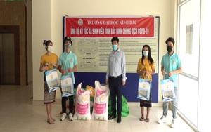Trường ĐH Kinh Bắc chung tay ủng hộ công tác phòng, chống Covid 19