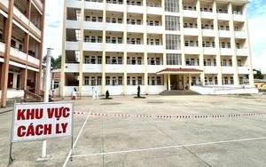 Đắk Lắk: Hàng trăm người phải cách ly vì ca dương tính SARS-CoV-2 thứ 4, phong tỏa hàng loạt địa điểm
