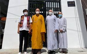 Ông Đoàn Ngọc Hải hiến tặng căn nhà 4 tầng để cưu mang người mù vô gia cư