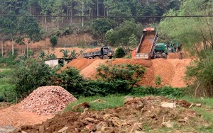 Đổ đất lấp ruộng, mở đường lên rừng ở Bắc Kạn: Huyện không biết, Phòng TNMT không hay