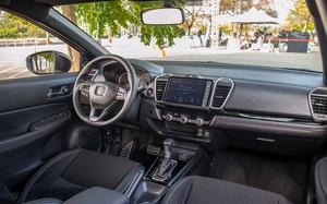 Chủ xe Honda City RS 2021 đánh giá thẳng thật sau 1 tháng sử dụng