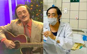 Nghệ sĩ Giang Còi sụt 14kg sau lần ho ra máu, nhập viện cấp cứu khiến fan lo lắng