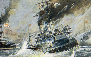 Đâu là trận thua tồi tệ nhất trong lịch sử Hải quân Nga?