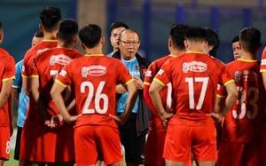 ĐT Việt Nam đấu Jordan, HLV Park Hang-seo nhận liền 3 tin vui