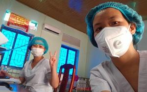 Lá thư cảm động của thầy giáo vừa dạy học, vừa dỗ con thay vợ - y sĩ đi chống dịch ở Bắc Giang
