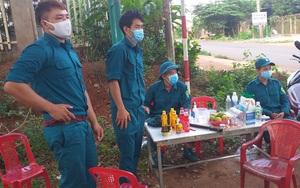 Đắk Lắk: Phong tỏa nhiều khu dân cư, cách ly 59 trường hợp F1 của nữ giáo viên trở về từ TP.HCM mắc Covid-19