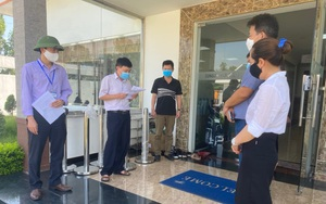 Hải Dương: Một doanh nghiệp bị tạm dừng hoạt động do không đảm bảo an toàn phòng chống Covid-19