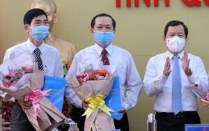 Quảng Ngãi: Công bố quyết định bổ nhiệm 4 Giám đốc Sở