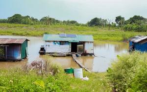 Cuộc sống ngụ cư hơn 30 năm không có điện của người dân xóm Phao
