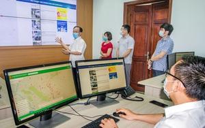 Thái Nguyên ra mắt website thông tin chính thức về dịch Covid-19