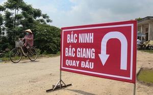 Hà Nội: Siết chặt các chốt kiểm dịch tại cửa ngõ tiếp giáp với Bắc Giang và Bắc Ninh
