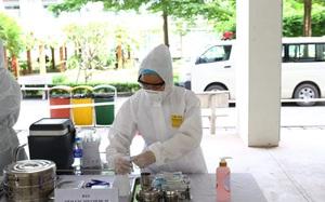 Bắc Giang: Số ca Covid-19 giảm 50% ở lần lấy mẫu xét nghiệm thứ 2