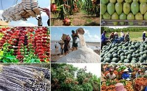 Xuất khẩu nông, lâm, thủy sản 4 tháng đầu năm 2021 đạt khoảng 17,15 tỷ USD