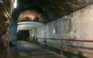 Tiết lộ bí mật cuối cùng gây chấn động của Hitler: Một khu tổ hợp ngầm 'tàng hình' nằm sâu trong vách núi