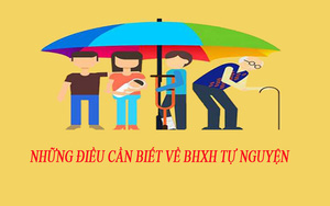 Bảo hiểm xã hội tự nguyện là gì? Những điều cần biết về BHXH tự nguyện