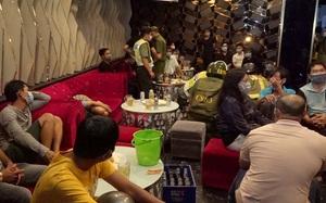 An Giang: Cơ sở karaoke tạo hiện trường giả khi bị phát hiện vi phạm phòng chống dịch Covid- 19
