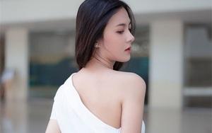 Vẻ đẹp hút hồn của hotgirl Đà Nẵng, giống Hạ Vi và diễn viên xinh đẹp người Thái Lan