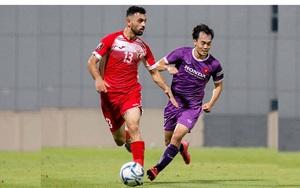 ĐT Việt Nam và ĐT Jordan bất phân thắng bại trên đất UAE