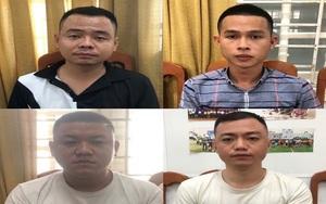 Đà Nẵng: Bắt nhóm đối tượng cho vay nặng lãi tận nhà