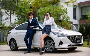 """Hyundai Accent """"làm mưa làm gió"""", SantaFe gây sốc"""
