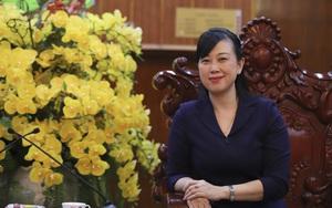 """Bí thư Tỉnh ủy Bắc Ninh Đào Hồng Lan: """"Nếu 'đóng băng' chống dịch, giá trị sản xuất công nghiệp giảm 3.600 tỉ đồng/ngày"""""""