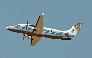 Hiện trường vụ rơi máy bay quân sự ở Myanmar khiến ít nhất 12 người thiệt mạng