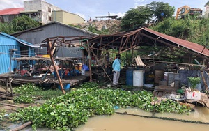 Đề nghị có lộ trình hợp lý di dời nhà nổi của người gốc Việt tại Phnom Penh