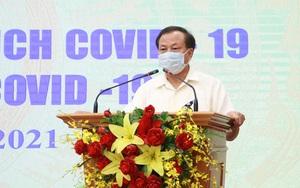 Hà Nội tiếp nhận hơn 20 tỷ đồng ủng hộ mua vắc xin, phòng chống dịch Covid-19