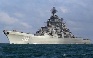 """Điểm mặt 5 tàu chiến Liên Xô - Nga khiến NATO """"lạnh gáy"""""""