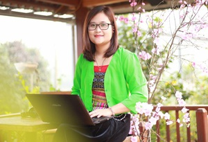 Cô giáo người Mường Hà Ánh Phượng trúng cử đại biểu Quốc hội khóa XV