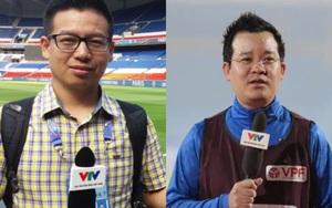 """Ai sẽ thay thế BLV Tạ Biên Cương – Khắc Cường """"cầm trịch"""" trận Việt Nam – Malaysia tối nay?"""
