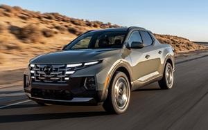 Hyundai Santa Cruz sẽ tiêu thụ nhiên liệu ở mức cực kỳ thấp