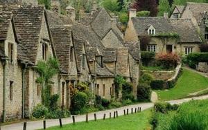 Khám phá những ngôi làng cổ đẹp nhất nước Anh, khách du lịch mê mẩn