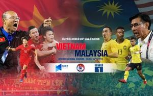 Link xem trực tiếp Việt Nam vs Malaysia