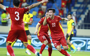 Cục diện bảng G vòng loại World Cup 2022: ĐT Việt Nam tiến sát thời khắc lịch sử