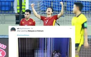 Giận mất khôn, CĐV Malaysia đập vỡ tivi khi đội nhà thua ĐT Việt Nam