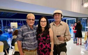 NSND Kim Xuân và NSƯT Mỹ Uyên xót xa kể lại mối nhân duyên với đạo diễn Lê Cung Bắc